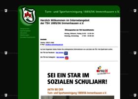 Tsv-immenhausen.org thumbnail