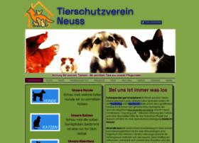 Tsv-neuss.de thumbnail
