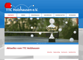 Ttc-holzhausen.de thumbnail