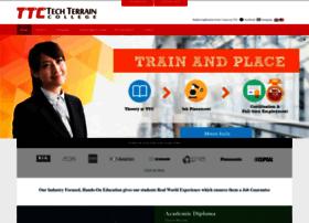 Ttc.edu.my thumbnail