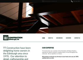 Ttconstruction.co.uk thumbnail