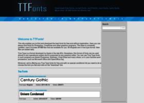 Ttfonts.net thumbnail