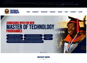 Ttu.edu.gh thumbnail