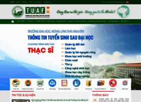 Tuaf.edu.vn thumbnail