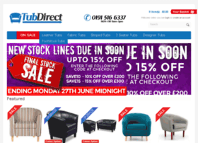 Tubdirect.co.uk thumbnail