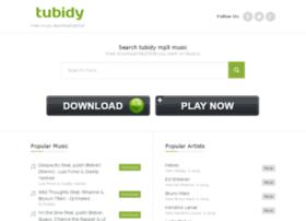 Tubidymusic.in thumbnail