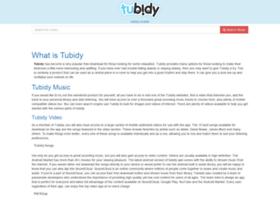 Tubidys.info thumbnail