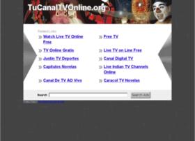 Tucanaltvonline.org thumbnail