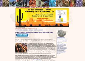 Tucsongemandmineralshows.net thumbnail