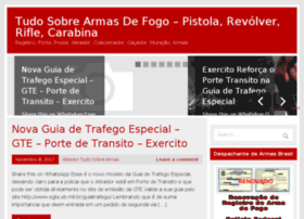 Tudosobrearmas.com.br thumbnail