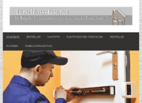 Tuerschloss-test.net thumbnail