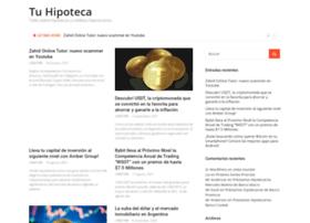 Tuhipoteca.com.ar thumbnail