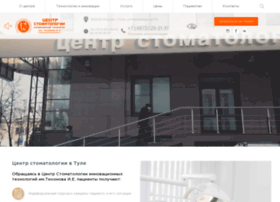 Tuladent.ru thumbnail