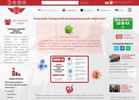 Tulatrans.ru thumbnail