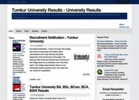 Tumkuruniversityresults.blogspot.in thumbnail