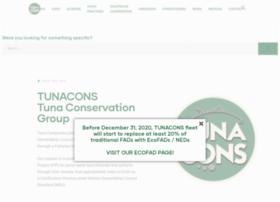 Tunacons.org thumbnail
