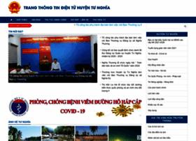 Tunghia.quangngai.gov.vn thumbnail