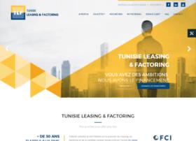 Tunisieleasing.com.tn thumbnail