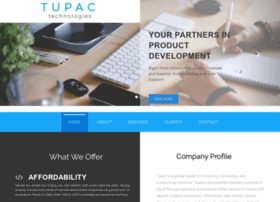 Tupactechnologies.com thumbnail