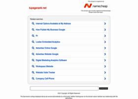 Tupagerank.net thumbnail