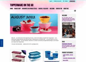 Tupperwareonthego.co.uk thumbnail