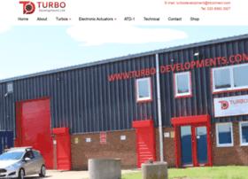 Turbodevelopments.co.uk thumbnail