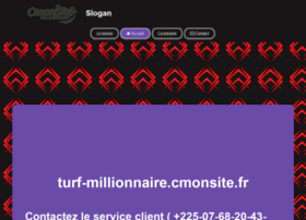 Turf-millionnaire.cmonsite.fr thumbnail