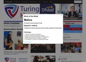 Turinghouseschool.org.uk thumbnail