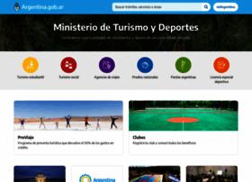 Turismo.gov.ar thumbnail