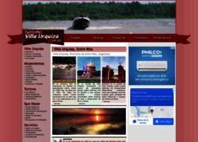 Turismovillaurquiza.com.ar thumbnail
