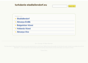 Turkdanis-stadtallendorf.eu thumbnail