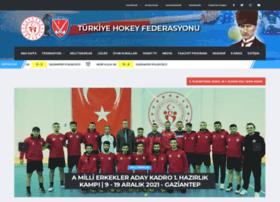 Turkhokey.gov.tr thumbnail