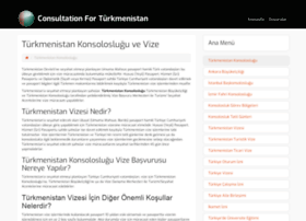 Turkmenistankonsoloslugu.net thumbnail