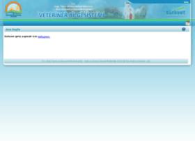 Turkvet.gov.tr thumbnail
