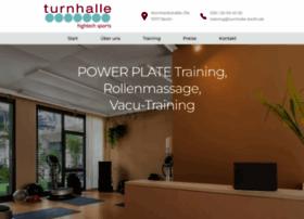 Turnhalle-berlin.de thumbnail