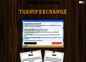 Turnip.exchange thumbnail