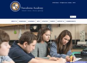 Tuscaloosaacademy.org thumbnail