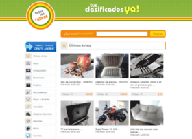 Tusclasificadosya.com.ar thumbnail
