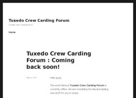 Tuxedocrew.biz thumbnail