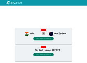 Tv.crictime.is thumbnail