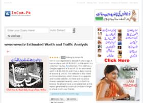 Tv.incom.pk thumbnail