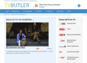 Tvbutler.info thumbnail