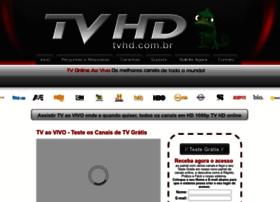 Tvhd.com.br thumbnail