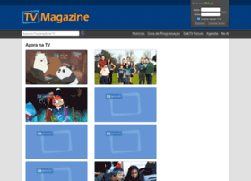 Tvmagazine.com.br thumbnail