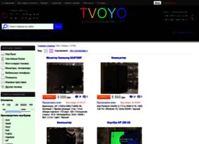 Tvoyo.net.ua thumbnail