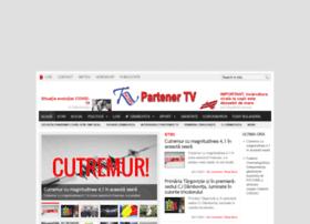 Tvpartener.ro thumbnail