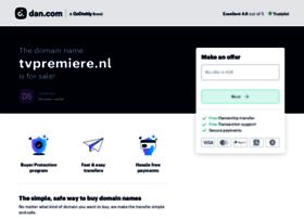 Tvpremiere.nl thumbnail