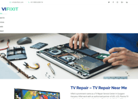 Tvrepairgurgaon.co.in thumbnail