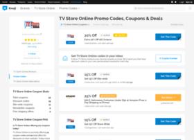 Tvstoreonline.bluepromocode.com thumbnail