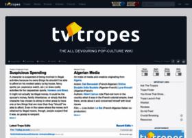 Tvtropes.org thumbnail
